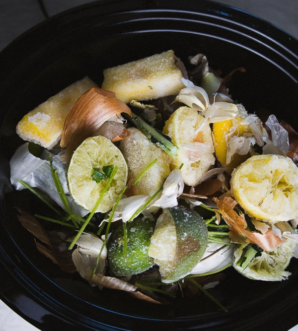 How To Make Vegetable Broth Using Food Scraps