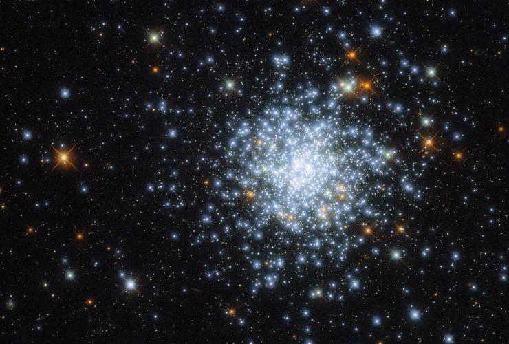 NGC 2164 Open cluster