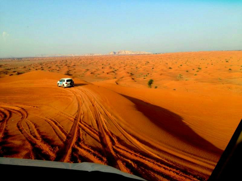Wüstensafari in Dubai