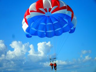 Paragliding, Domrep