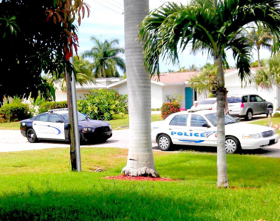 Polizei Erlebnis