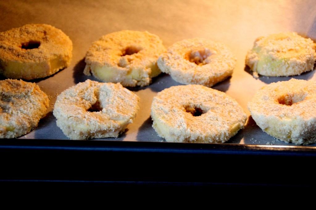 Gesunde Donuts