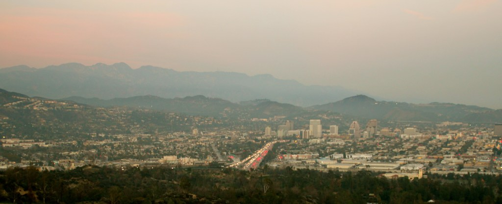 Los Angeles in drei Tagen