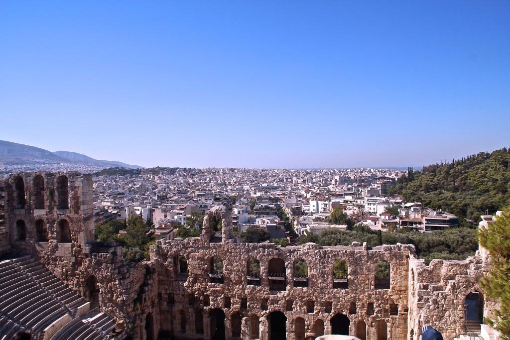Akropolis besichtigen