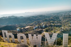 Wanderung zum Hollywood Sign in Los Angeles