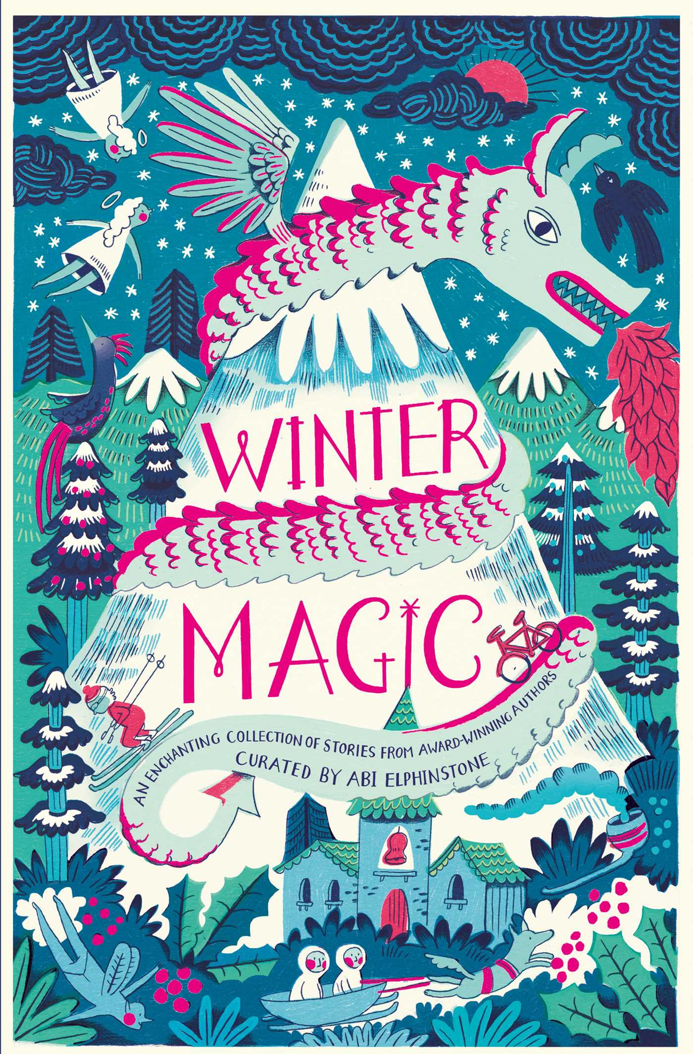 Image result for winter magic cover