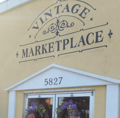 Vintage Marketplace Wilmington NC