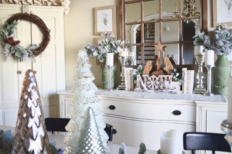 Stunning Christmas home tour must see