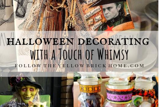 Cute ideas for Halloween Friendly and Whimsical Halloween Decor