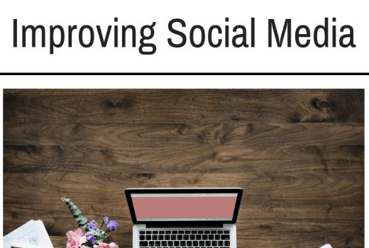 Blogging Basics: Three Simple Tips For Improving Social Media