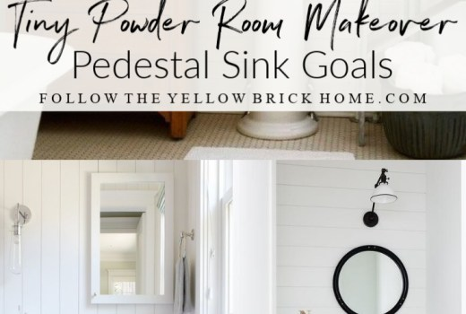 Cottage bathroom pedestal sink ideas pedestal sink inspiration
