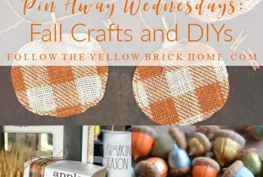 fall crafts fall diys fall ideas to try diy pumpkins