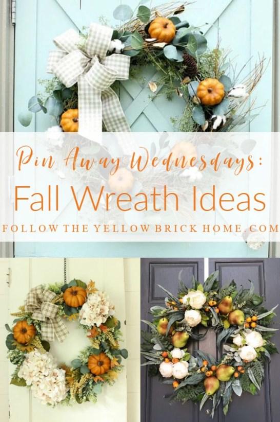 Fall Wreath ideas Natural and Rustic fall wreaths preserved fall wreaths farmhouse fall wreaths simple fall wreath ideas