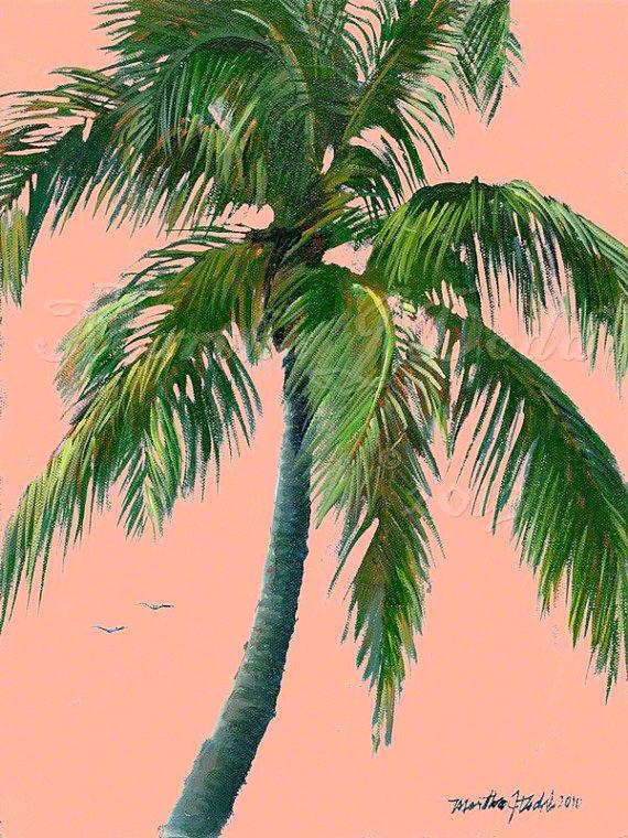 Tropical PalmWall Art