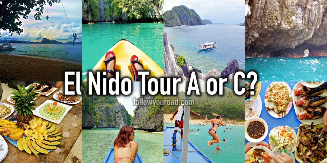 El Nido Tour A or C