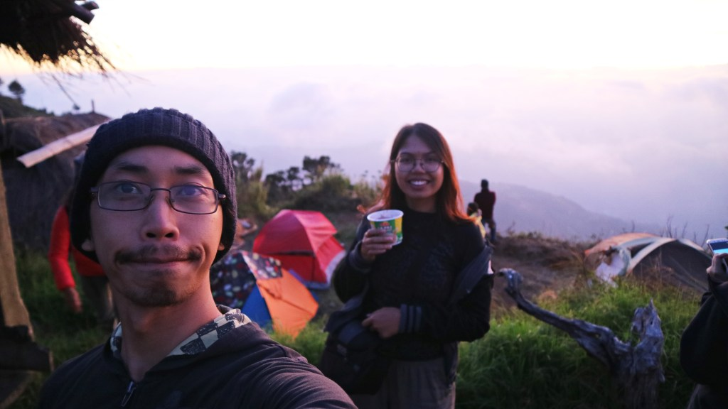 sea of clouds pulag