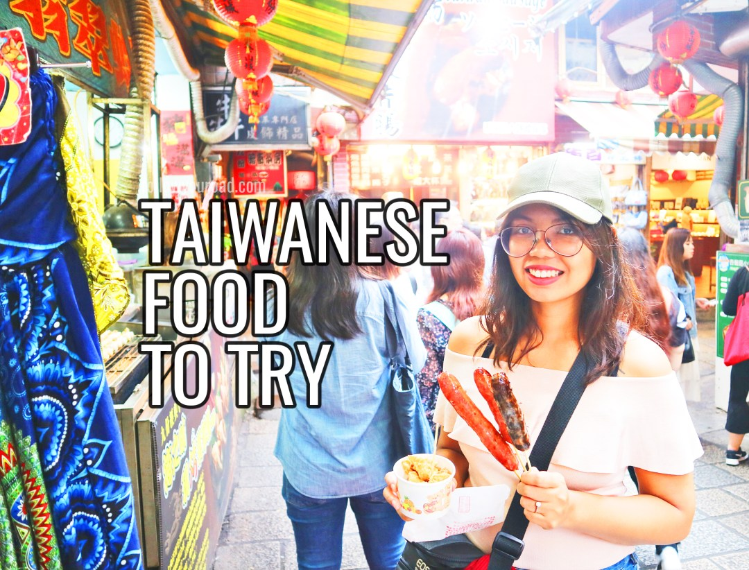 taiwanese food to try