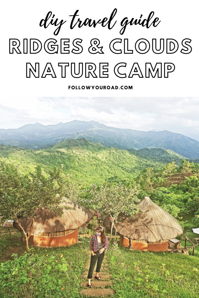 ridges and clouds nature camp travel guide