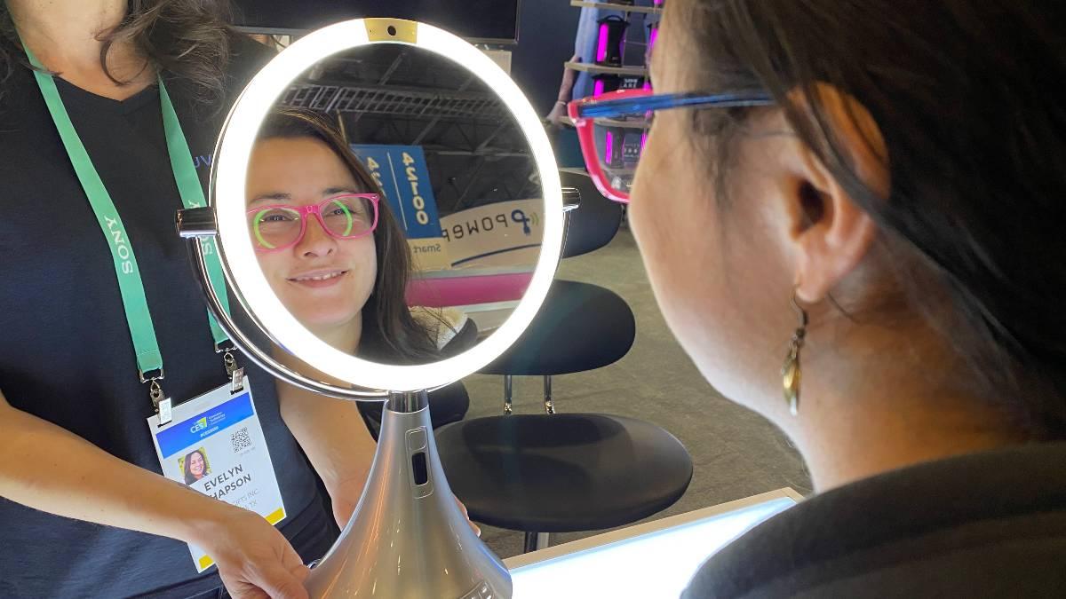 Espejo Nuvelon Mirror Glow