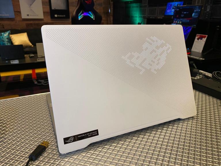 CES 2020: Asus ROG Zephyrus G14, el portátil para Gamers