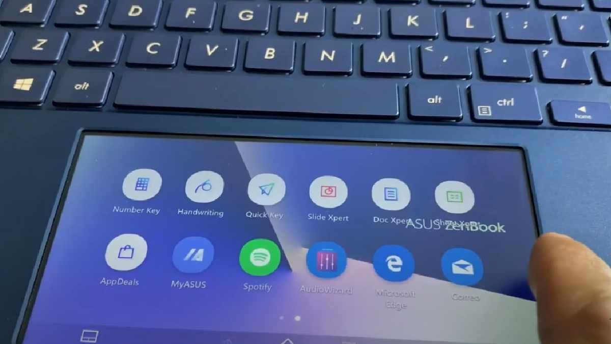 Asus ZeenBook Pro 14