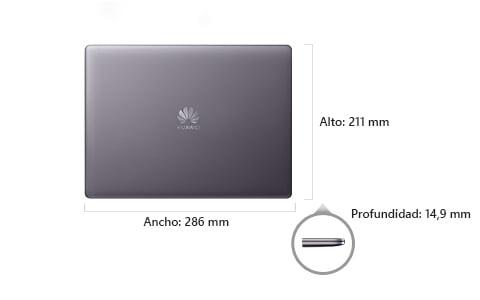 Huawei MateBook 13 especificaciones