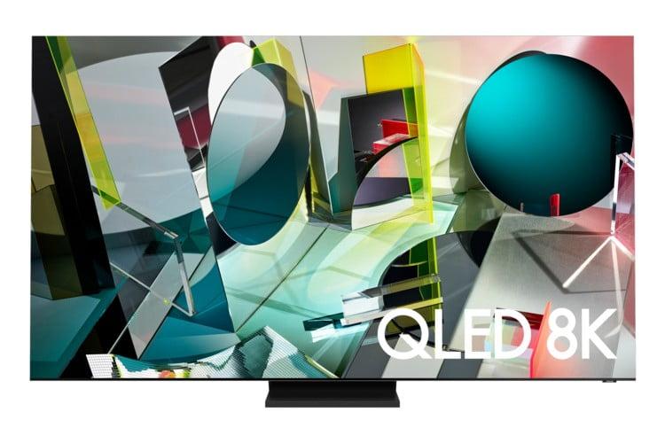 QLED 8k Samsung