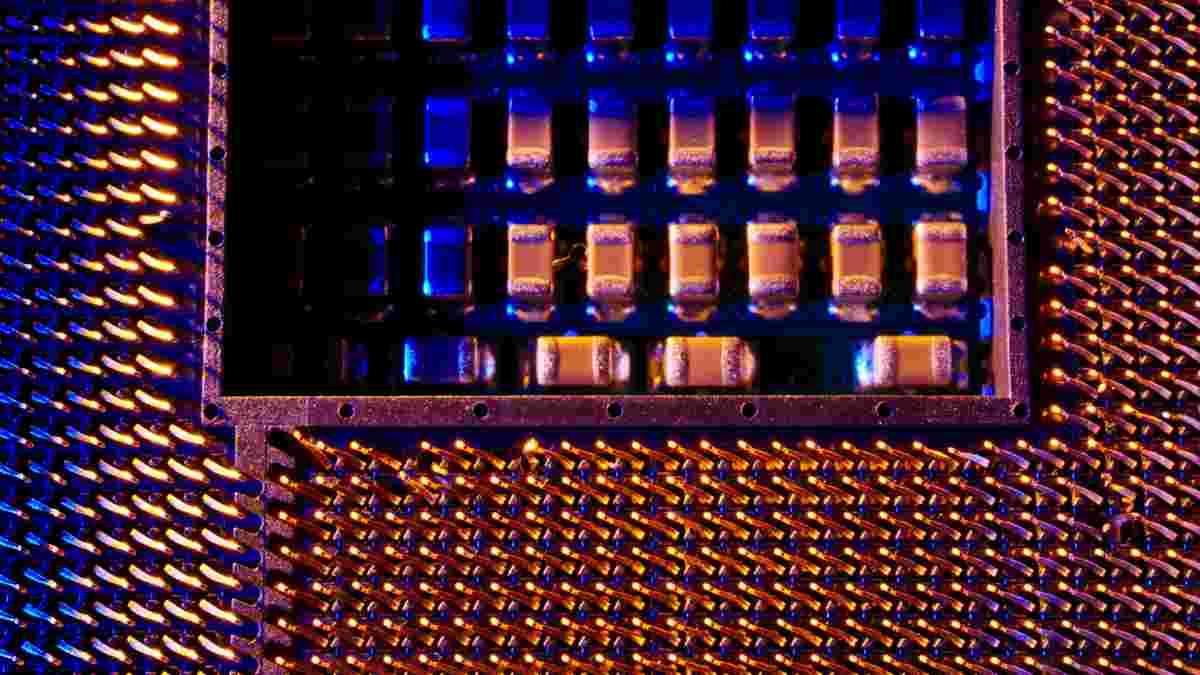 Intel nanómetros