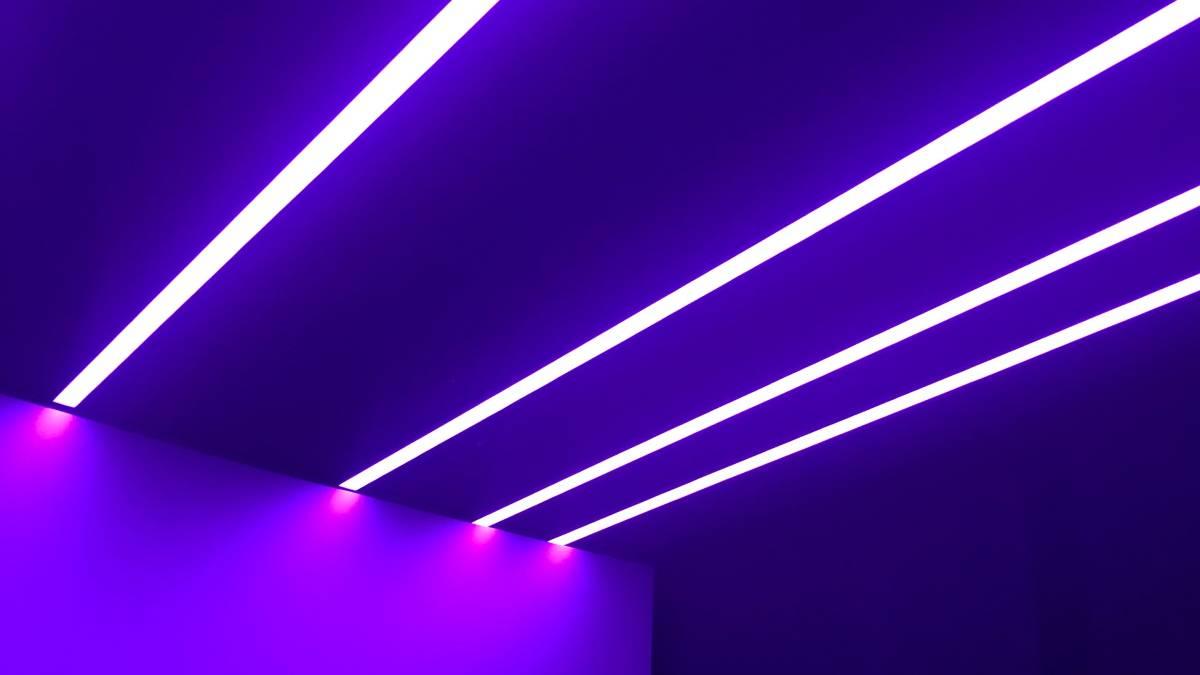 luz ultravioleta