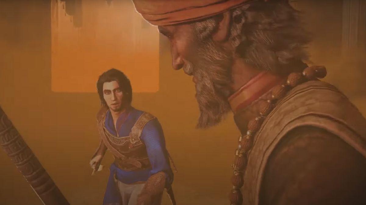 Principe de Persia