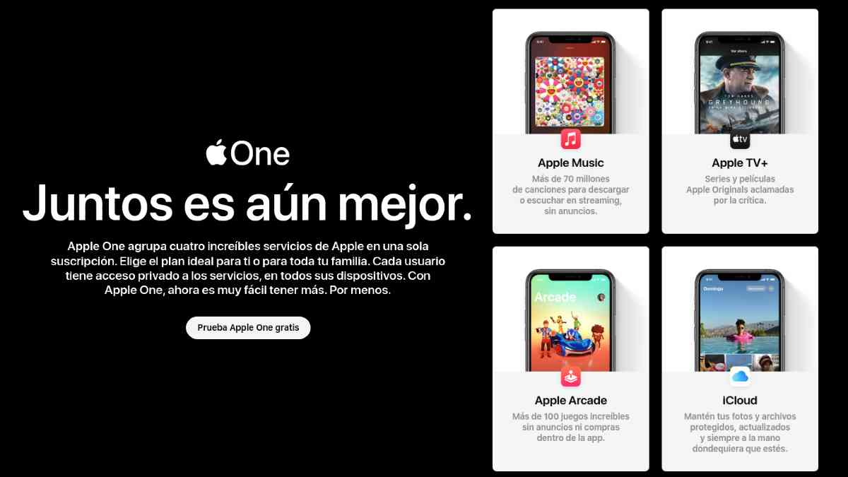Apple One Colombia