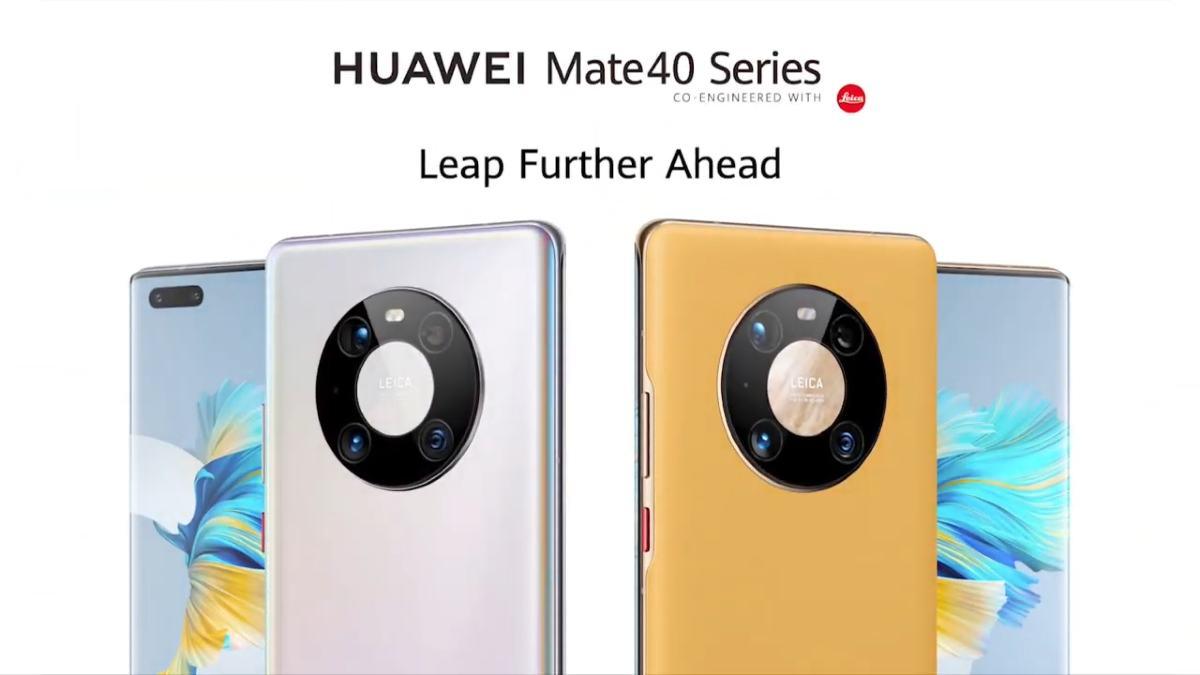Huawei serie Mate 40