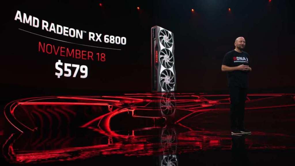 Precio RX 6800