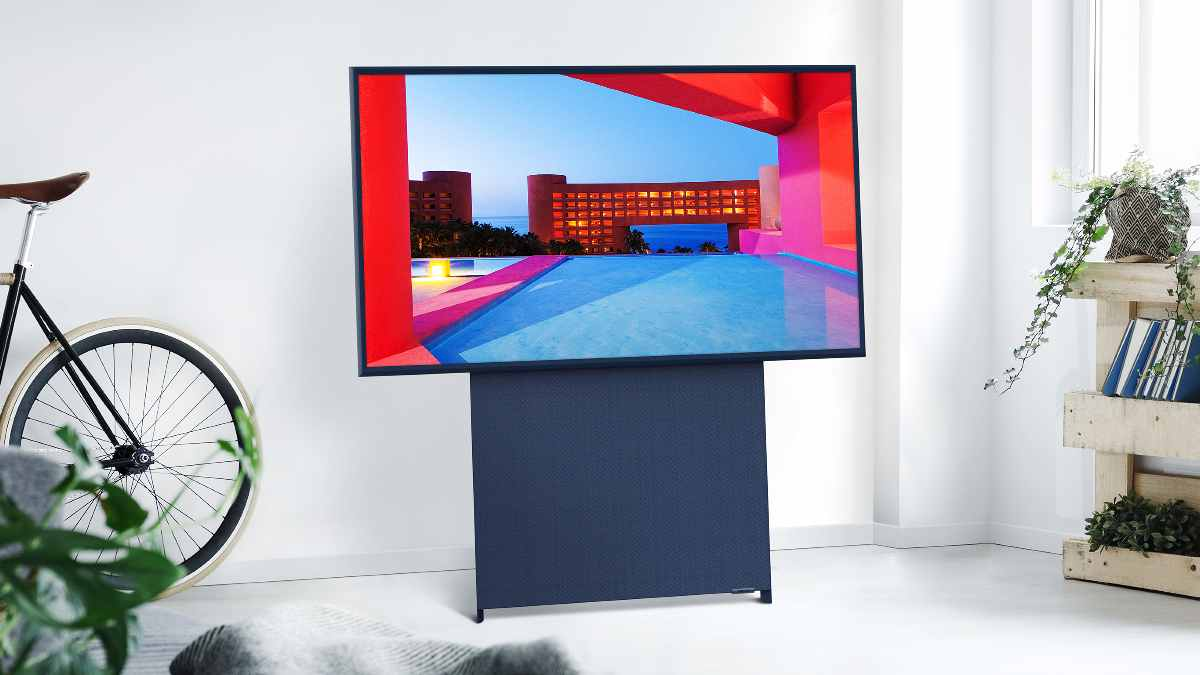 TV Samsung The Sero