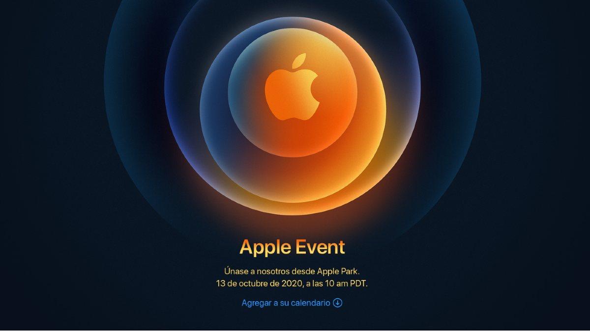 evento Apple octubre