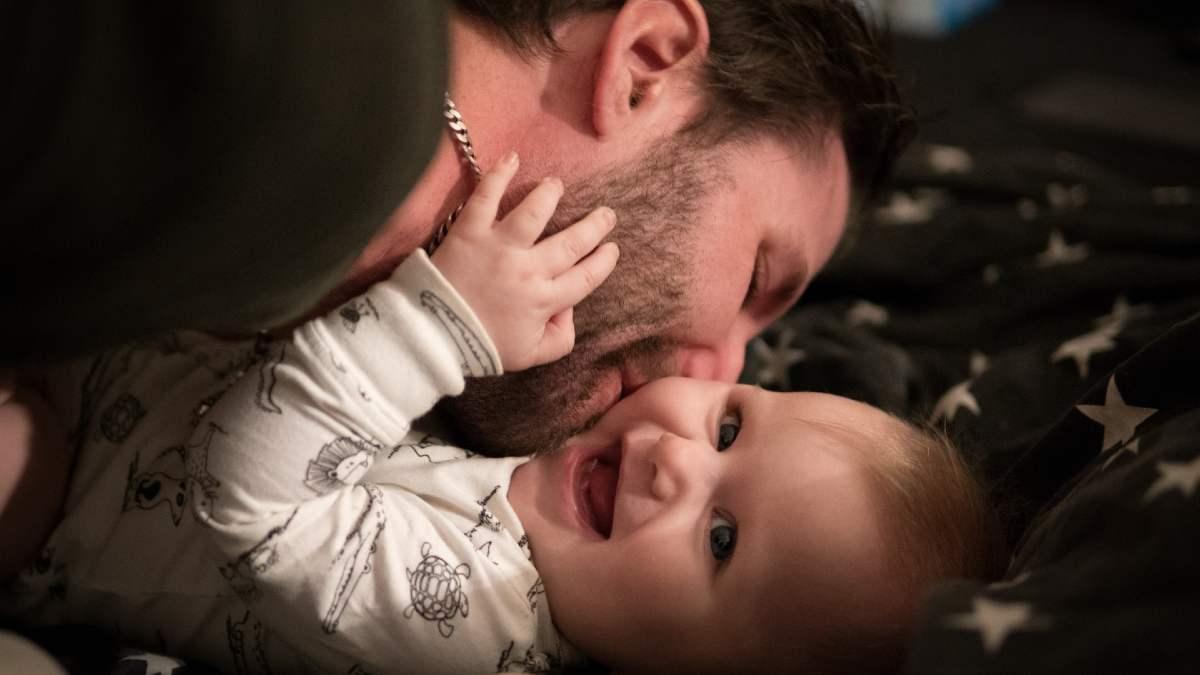 olor de bebés