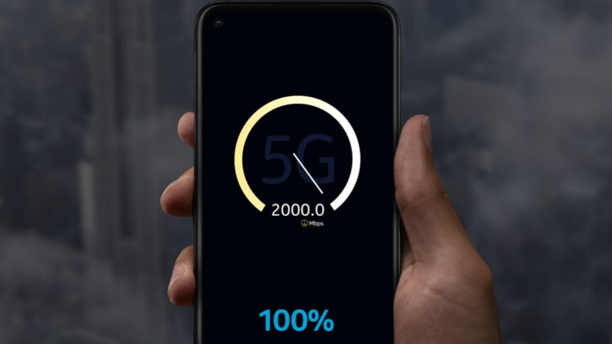 Nokia 8 V 5G