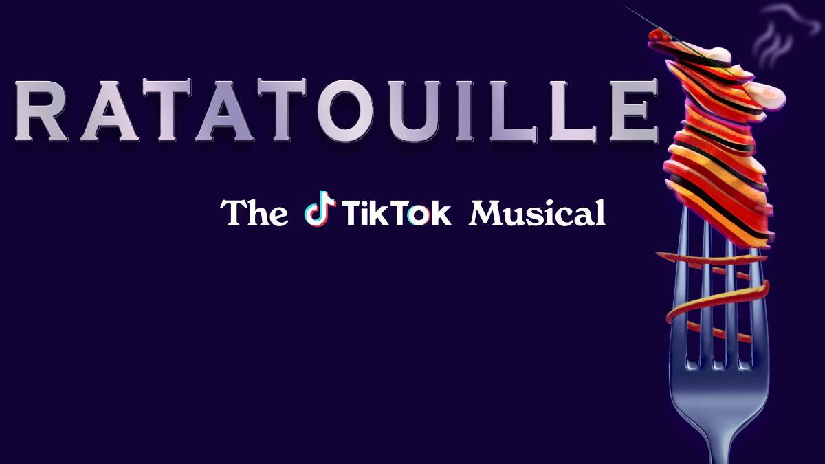 Ratatouille musical TikTok