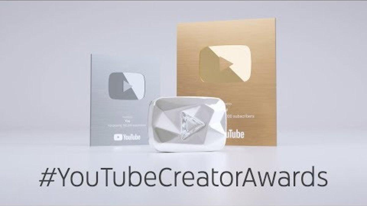 YouTube Streamy Awards 2020