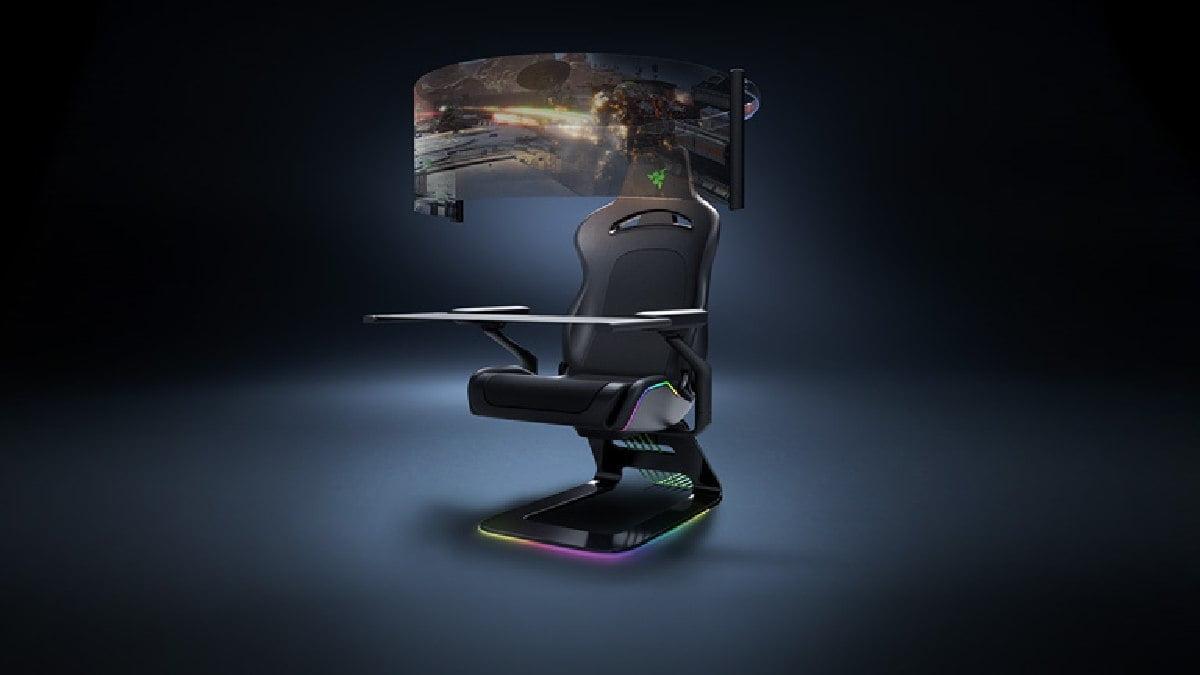 Razer silla gaming