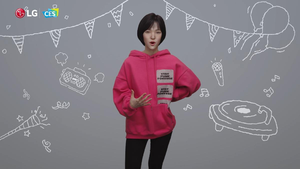 Reah Keem influencer LG