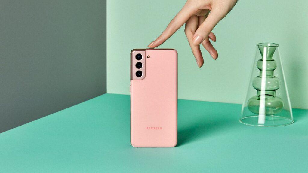 Samsung Galaxy S21 especificaciones