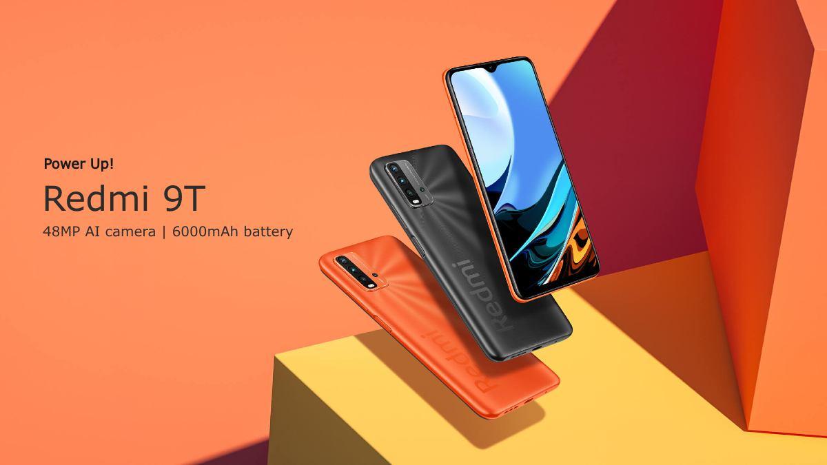 Redmi 9T: Xiaomi presenta su nueva gama de smartphone 2021 - FOLOU