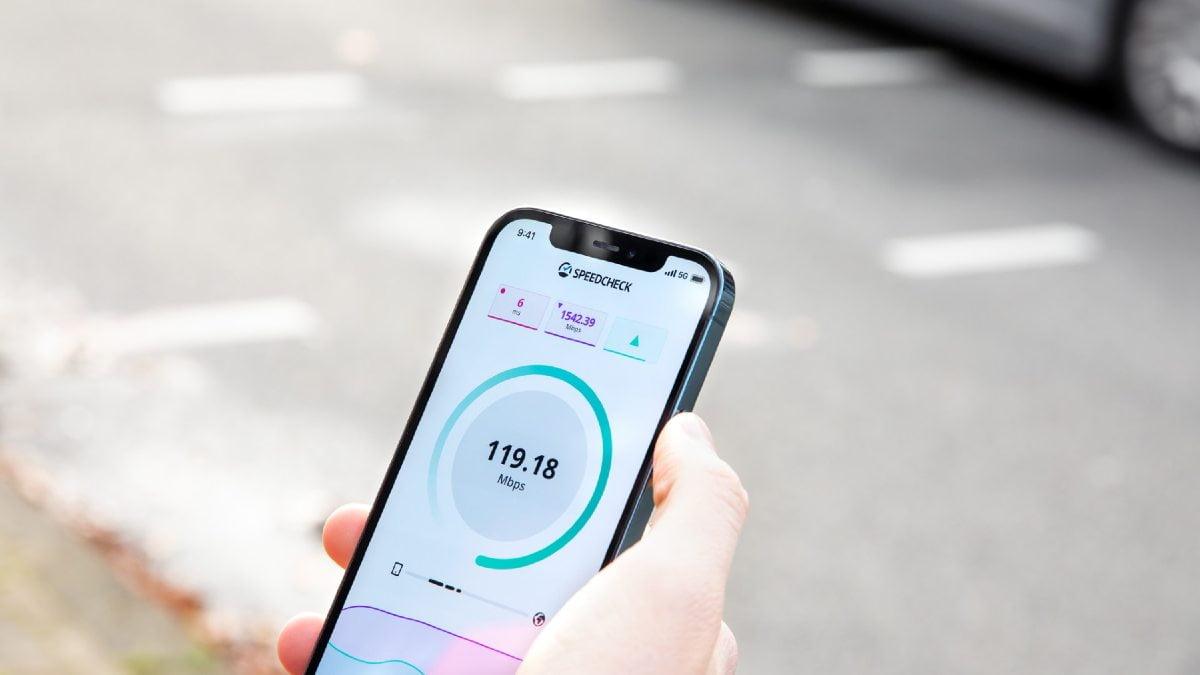 SpeedTest iOS