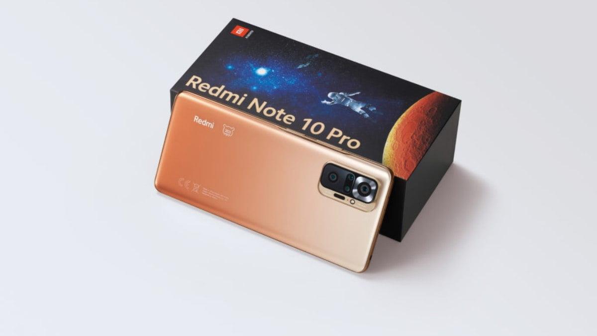 Redmi Note 10 Pro Edición Especial