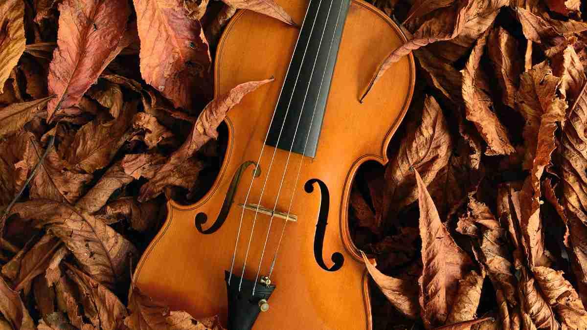 IA instrumento violín