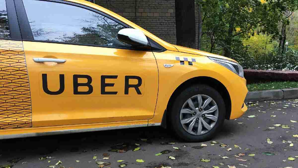 Uber RideCheck