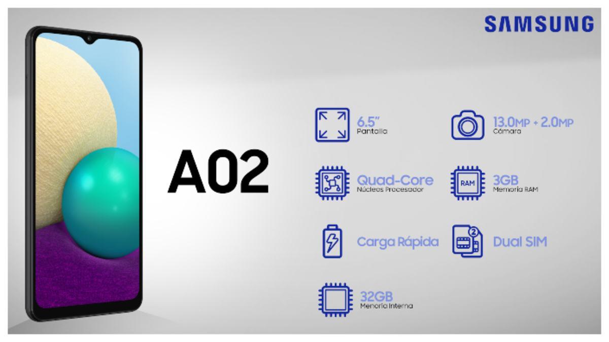 Samsung Galaxy A02