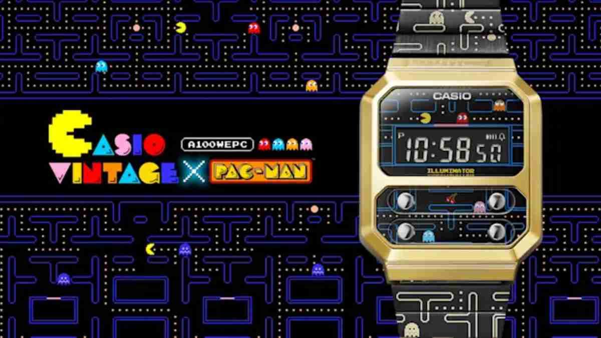 Casio PacMan