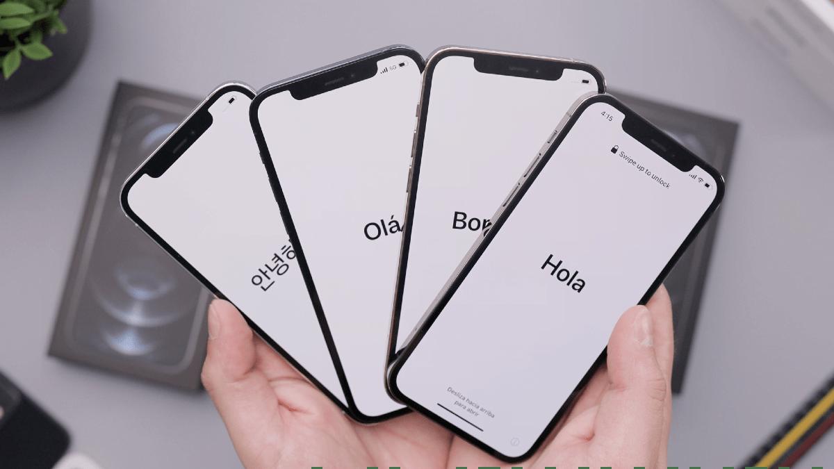 Arreglo iPhone